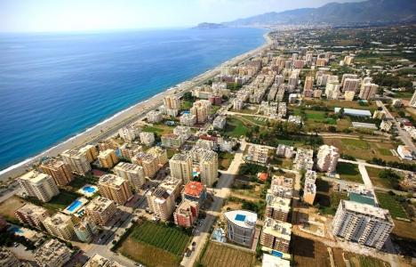 Alanya Mahmutlar 1/1000'lik imar planı onaylandı!