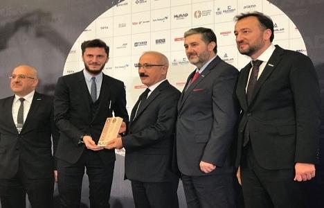 MÜSİAD Vizyoner 17 Zirvesi'nden Hasanoğlu İnşaat'a ödül!