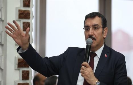 Bülent Tüfenkci: Emlakçıların nitelikleri belirlenecek!