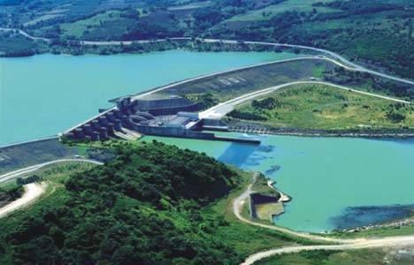 Reyhanlı Barajı Türkiye'nin