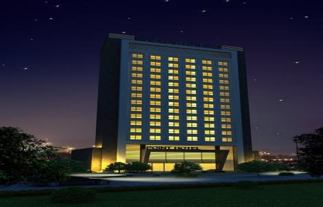 Point Otel Ankara bu yıl sonunda hizmete girecek!