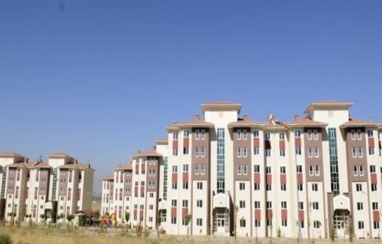 TOKİ'den Yozgat'a lojman