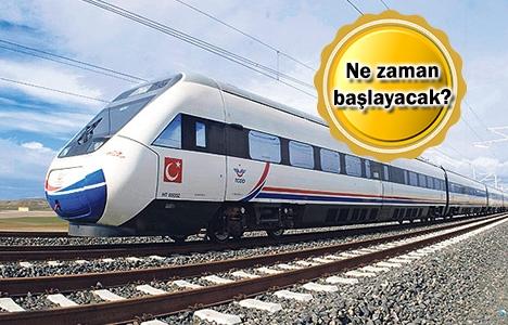 Ankara'dan İstanbul'a direkt YHT geliyor!
