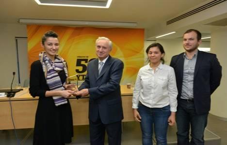 Ytong yarışmasında ödüller