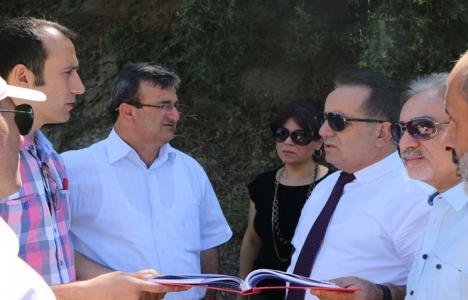 İzmir Narlıdere'deki Ali Onbaşı Barajı 2017'de tamamlanacak!