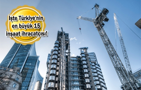 en büyük inşaat firmaları türkiye