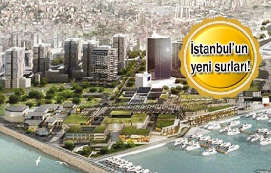 Zeytinburnu-Ataköy sahil hattındaki konut projeleri!