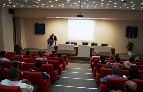Mersin'de binalarda ısı yalıtımı semineri düzenlendi!