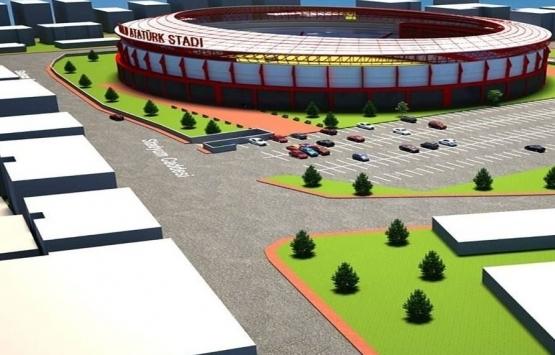 Bolu Şehir Stadyumu için ilk kazma 2020'de vurulacak!