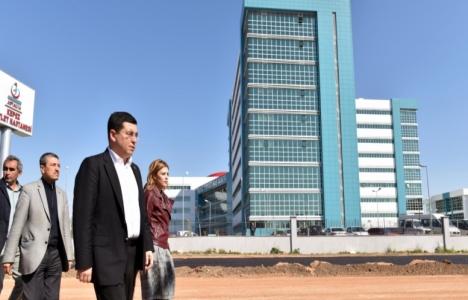 Kepez Devlet Hastanesi'nin
