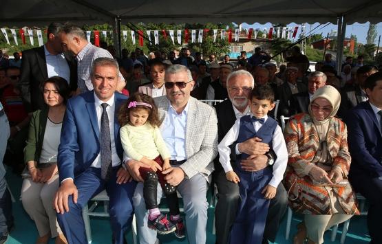 Kayseri Pınarbaşı Sosyal Yaşam Merkezi açıldı!