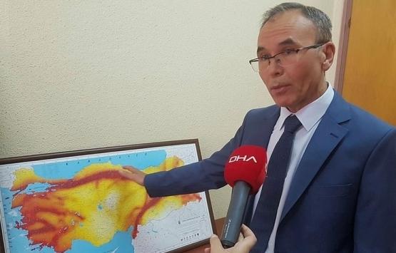 Bülent Özmen'den korkutan İstanbul depremi uyarısı!