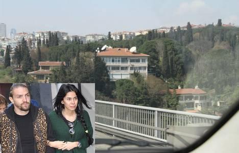 Caner-Asena Erkin çifti 7 bin dolara Ortaköy'de Boğaz manzaralı ev kiraladı!
