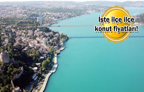 istanbul konut fiyatları Mayıs 2020
