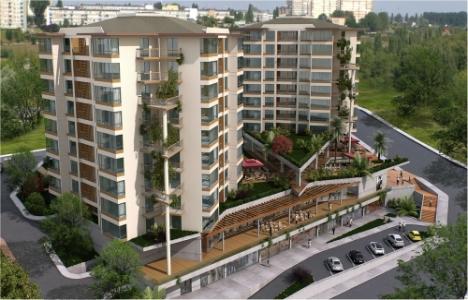 Papatya Park Residence satılık daire!