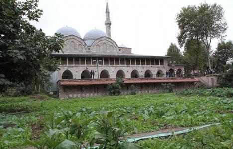 Piyalepaşa Camii arazisindeki otopark projesi iptal edildi!