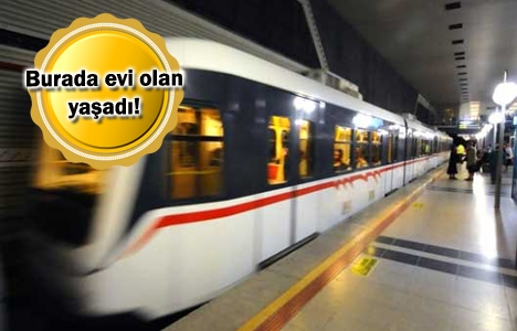 Başakşehir-Kayaşehir Metrosu'nda inşaat başladı!