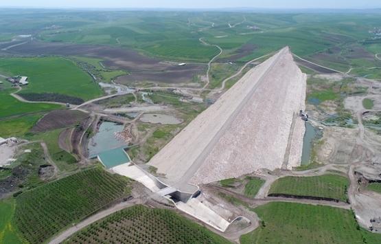 Diyarbakır'daki yapay nehirin yüzde 99'u tamamlandı!