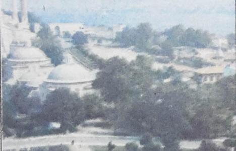 1981 yılında Sultanahmet