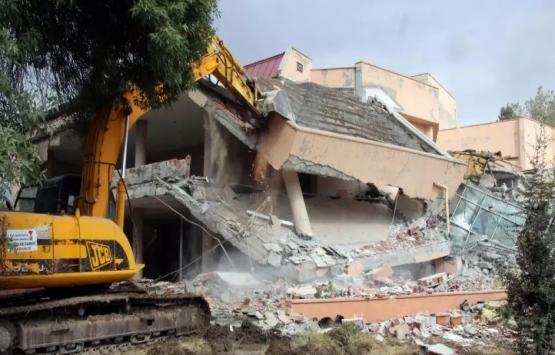 Kahramanmaraş Sabancı Kültür Merkezi yıkılıyor!