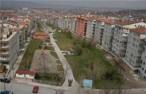 Ankara Mamak'ta yapılan