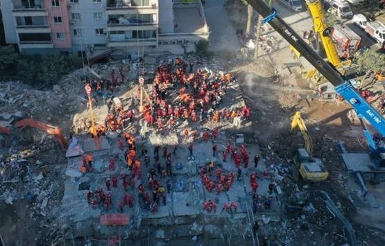 İzmir depreminde yıkılan Rıza Bey Apartmanı için yeni iddia!