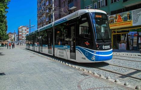 Kocaeli Sekapark - Plajyolu tramvay hattı ihalesi yapıldı!