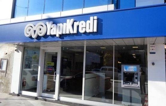 Yapı Kredi Bankası konut kredisi faiz oranlarını yüzde 1.35'e düşürdü!