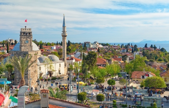 Antalya'da günübirlik evler
