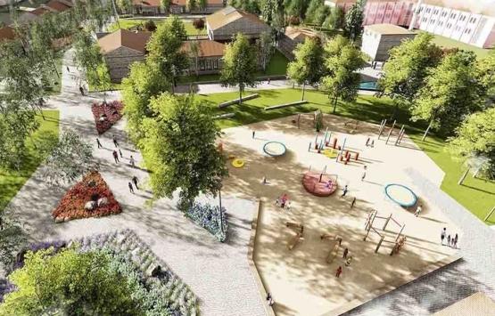 Erzurum Millet Bahçesi nerede inşa edilecek
