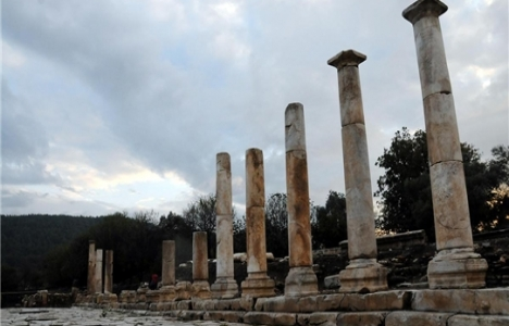 Muğla Stratonikeia Antik