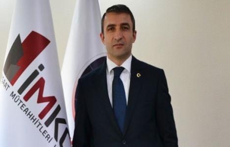 Tahir Tellioğlu: Müteahhitlik yasası TBMM gündemine alınmalı!