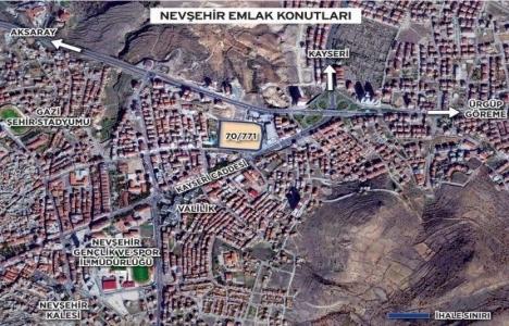 Nevşehir Emlak Konutları için Cent Yapı'ya yer teslimi yapıldı!