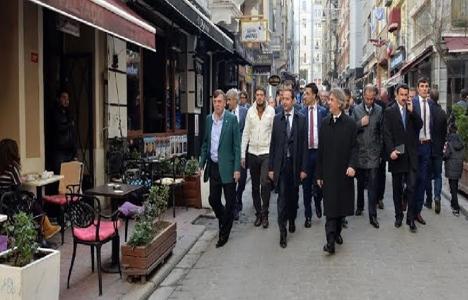 Ahmet Misbah Demircan: Beyoğlu'nda her yer çok kıymetlendi!