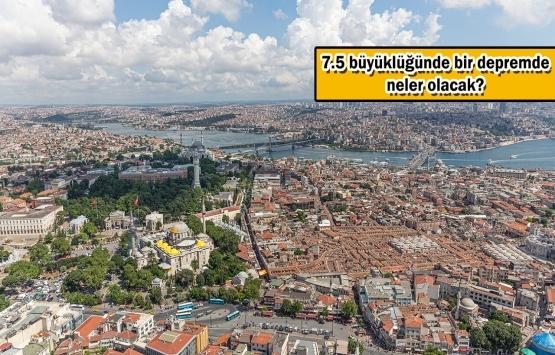 Büyük İstanbul depremi: En riskli ilçeler hangileri?