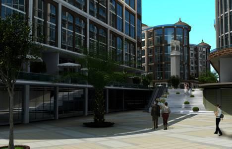 Bayraktar Gürsoy Yatırım Ortaklığı Viaport Luxury vaziyet planı!