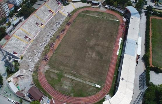 Eski stadyumlar millet
