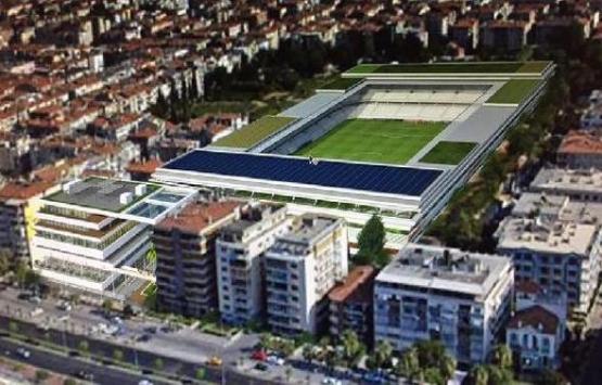 Karşıyaka Stadı için ruhsat alınacak!