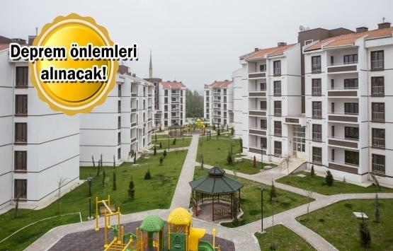 TOKİ'yle yeni konut rezervleri artırılacak!