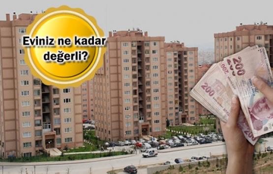 Evin gerçek değeri nasıl belirlenir?