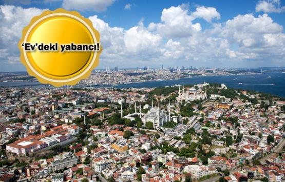 Yabancılar konut yatırımı için Türkiye'yi seçti!