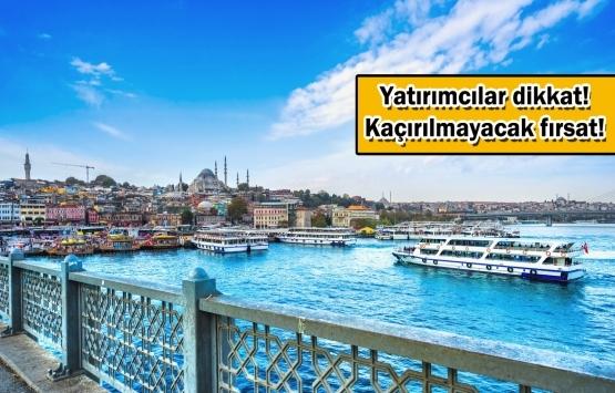 Milli Emlak'tan İstanbul'da satılık 85 gayrimenkul!