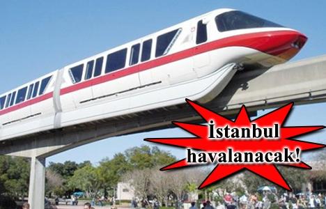 Sefaköy-Halkalı-Başakşehir Havaray Hattı
