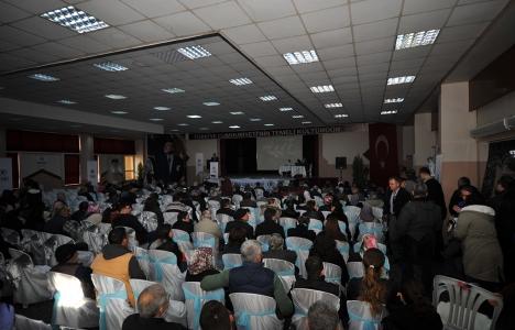 İzmir Bayındır'da 140 konutun hak sahipleri belirlendi!