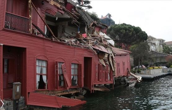 Hekimbaşı Yalısı'na çarpan geminin sahibi zarar için 206 milyon TL yatıracak!