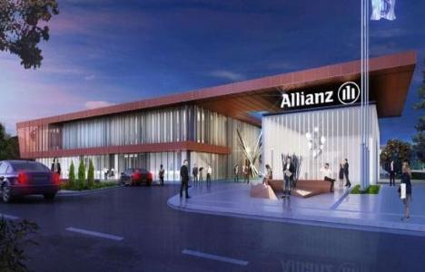 Allianz Kampüs 2018'in ilk yarısında tamamlanacak!