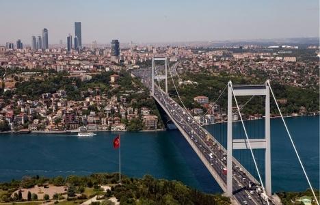 Mega projeler İstanbul'un