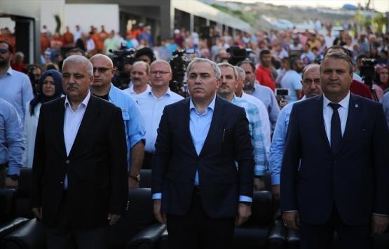 Manisa'da TOKİ konutları teslim edildi!