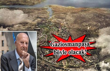 İşte Gaziosmanpaşa'nın Master Planı!