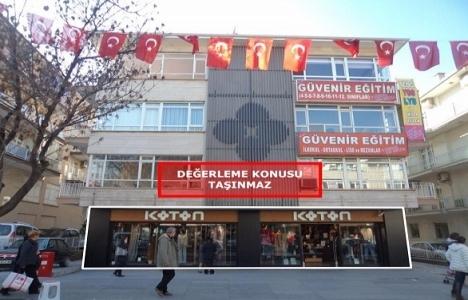 Koton 7. Cadde Mağazası için Halk GYO'ya ne kadar kira ödüyor?